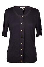 Strick T-Shirt Pullover von Gigue Gr.42 Styl: Sirku Navy  Abg. Div.17 Neu