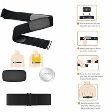 Bluetooth 4.0 ANT+ Heart Rate Sensor For GARMIN Bryton GPS & Suunto Smart Watch