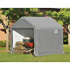 Shed-in-a-Box, 6x6x6, Grey