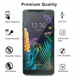Tempered Glass for LG G6 G7 G8x ThinQ Velvet V20 V30 s10e  Screen Protector