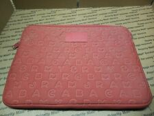 Marc by Marc Jacobs Laptop Sleeve 13-inch PINK PRE OWNED NICE