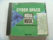 CYBER SPACE MEDIAMUSIC RARE LIBRARY SOUNDS MUSIC CD