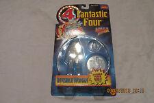 Marvel Comics - Fantastic Four - Invisible Woman - Action Figure - Toy Biz