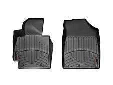 WeatherTech FloorLiner for Hyundai Veloster - 2012-2016 - 1st Row - Black