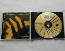Yves DORMOY/Philippe POIRIER Les echardes CD FNAC Music(1993) KAT ONOMA - NMINT