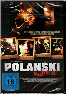 Polanski - Unauthorized (DVD) Film - NEU & OVP