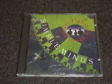 CD ALBUM - SIMPLE MINDS - STREET FIGHTING YEARS