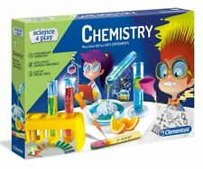 Clementoni CHEMISTRY SET over 150 Safe Experiments 8+