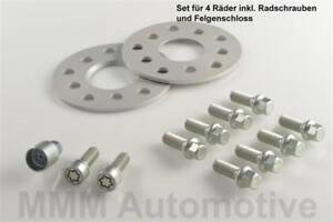 H&R ABE Spurverbreiterung 10/14 mm Set Porsche Boxster (986) Spurplatten