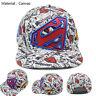 Superman Performance Kappe Cap Basecap Schirmmütze Mütze Tenniscap Golfcap