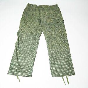 Desert Night Camo DNC USGI Pants Trousers US Military Camouflage MEDIUM Used