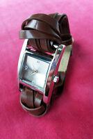 BERGMANN 1914 Damen  Armbanduhr / Uhr mit Quarzwerk  / Sonnenschliff - watch.ag
