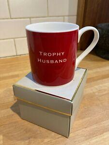 Susan O'Hanlon Mug in Box - Trophy Husband