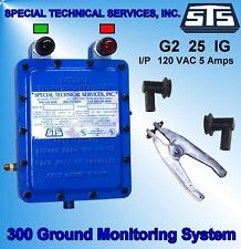 🔵Special Technical Services STS 300 Series Electronic Indicator Ground  Assy