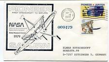 1979 Pioneer First Spacecraft Saturn NASA Ames Research Center Moffet Field USA