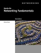 Hands-On Networking Fundamentals by Michael Palmer (2012, Paperback)