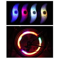 P/D Fahrrad LED Speichenlicht Speichenreflektoren Beleuchtung Lichter Reflektor