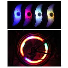 Led Bicycle Spoke Light Spoke Reflectors Lighting Lights Reflector L/P