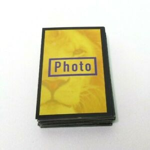 Discovery Channel Photo Trek Exploration Game Parts Pieces- 50 Photo Cards