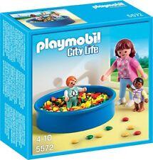 PLAYMOBIL Bällebad Stadtleben Kinder Spielzeug Figuren Beste Geschenke NEU