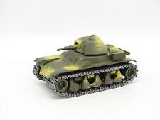 Solido Militaire Armée 1/50 - Char Tank Renault R35 Camouflage Brun Vert