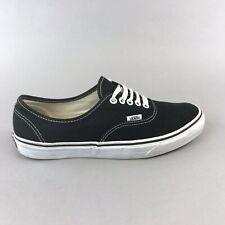 Vans Mens Comfort Street Trainers Black Size 42 UK8