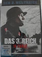 Das 3. Reich in Farbe - 2. Weltkrieg- drittes, Deutsches Reich, Nazi, Schule