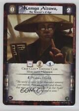 2013 #24 Kasuga Aizawa the Razor's Edge Aizawa, Gaming Card 1i3