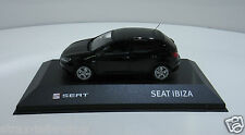 Modellauto Seat Ibiza 5 türig 1:43 Schwarz SD60090008