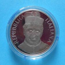 500 Lire 1988 PROOF San Giovanni Bosco in capsula - moneta rara -