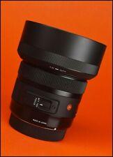 "SIGMA 30mm. F1.4 Art DC HSM CANON Mount ""Top"""