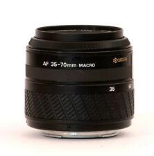 Kyocera Yashica lens 3,3-4,5 / 35-70mm macro #F60228858