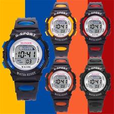 Casual Men Boy Teen High Quality Sport Quartz Wrist Watch Digital LED Gift Date