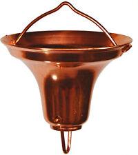 Rain Chain Gutter Adaptor Pure Solid Copper Funnel Design Easy To Install