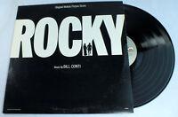 Bill Conti Rocky Original Motion Picture Score LP - Liberty Records - LO-50693