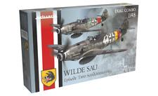 Eduard 1/48 Scale Wilde Sau 2 Messerschmitt Bf-109g-10/14 Dual Combo EDK11148