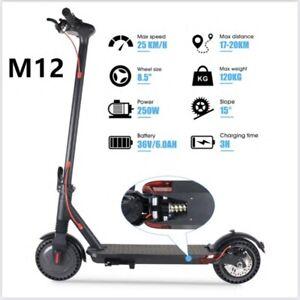 M12 Trotinette electrique avec roues de 8,5'' neuve en boite