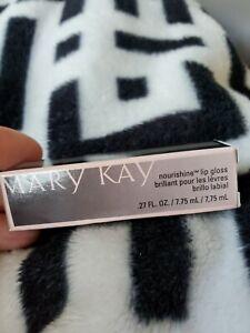 Mary Kay Nourishine Lip Gloss (Gold Rush) .27 Oz. #017038 NEW NIB