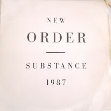 New Order-Substance 2XLP