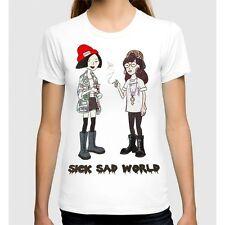 Daria T-shirt Sick Sad World Men's Women's Tee