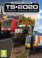 Train Simulator 2020 Region Free PC Steam Key Fast Delivery
