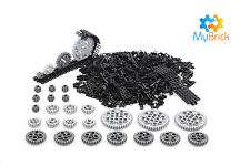 Lego Technic Link Tread 3873 x 250 and 28x Gears Pack - Free Postage