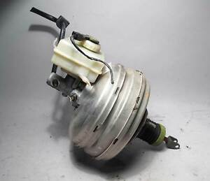BMW E60 5-Series E63 Brake Booster and Master Cylinder Assembly 2004-2010 USED