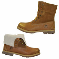 Timberland Authentics Teddy Boots Gr 37 US 6 Waterproof Winter Stiefel A119C