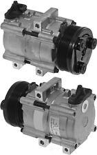 A/C Compressor Omega Environmental 20-10915-AM