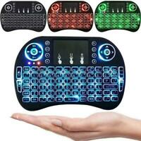 Mini Wireless Keyboard Air Mouse Remote For Android Box,Windows,PC TV Q8N2