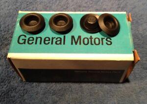 GM Cowl Plugs NOS 58 60 62 64 66 67 69 70 72 75 Chevy Impala SS Belair Biscayne