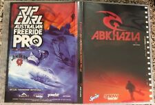ABKHAZIA RIP CURL AUSTRALIAN PRO DVD