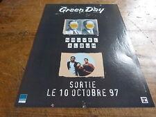 GREEN DAY - Publicité de magazine / Advert NIMROD !!!!!