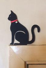 Cat Door Topper Style 3 Wood Chalkboard Decoration Wall Plaque